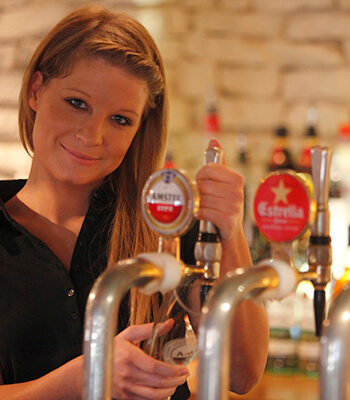 Bar jobs at The White Hart